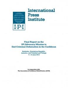 IPI-2012-Caribbean-Report