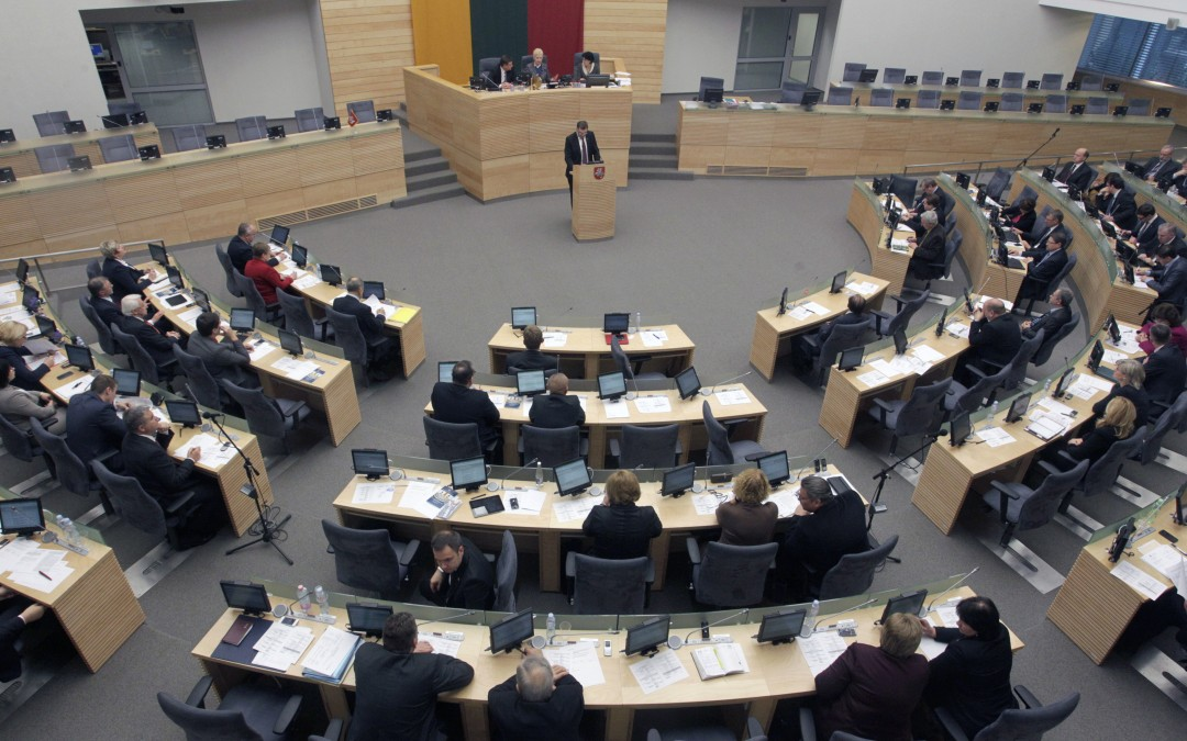 Lithuania removes insult articles from Criminal Code Despite progress, need for stronger reform remains, IPI says