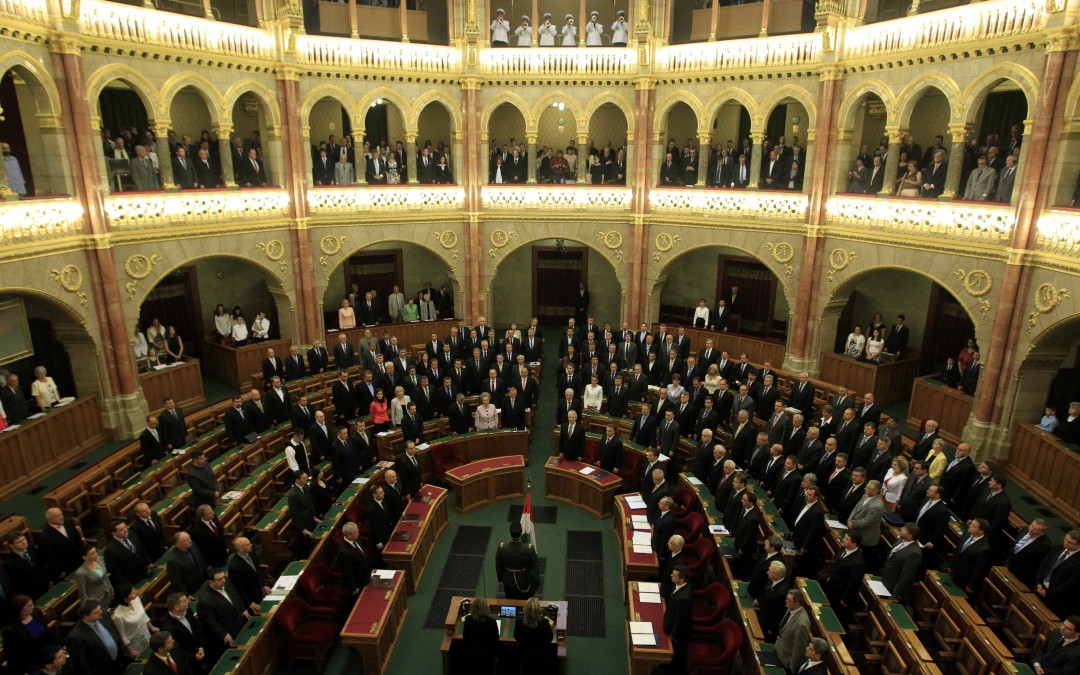 Hungarian Parliament fails to advance defamation reform bill Measure intended to counter abuse of defamation laws by politicians