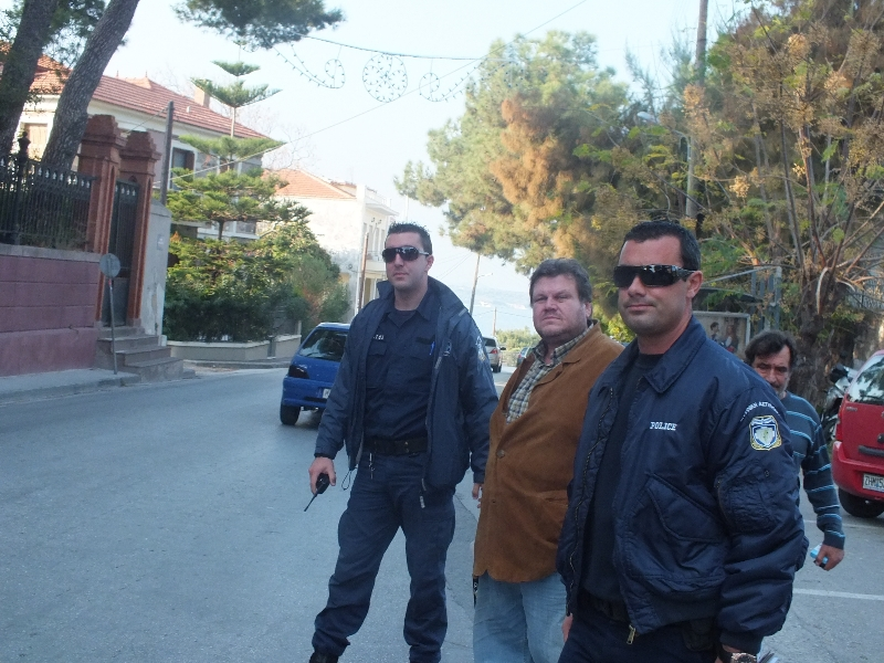 "Greek editor sentenced for criticising school director's extremist views Stratis Balaskas: ""I am really worried that this sentence will prohibit other journalists from writing freely"""