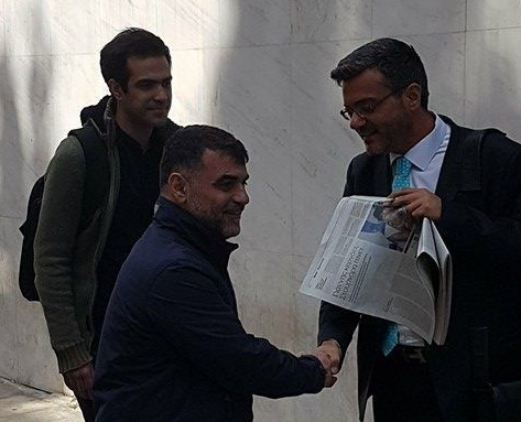 Greek journalist arrested on libel charges IPI repeats call on Greek lawmakers to repeal criminal defamation laws