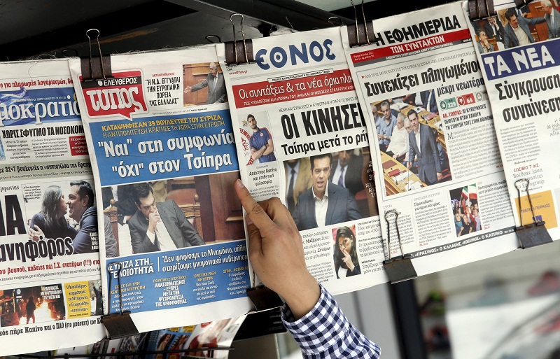 In Depth: Greek libel reforms only first step toward greater press freedom Repeal of criminal defamation, increased legal awareness seen as necessary to better protect journalists' rights